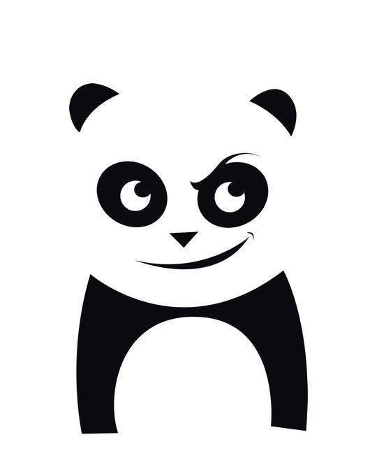 Shop Mischief Panda Half Sleeve T-Shirt