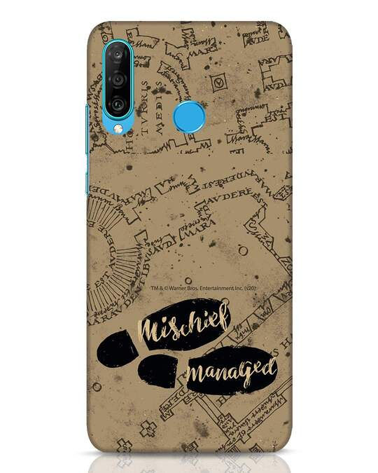 Shop Mischief Potter Huawei P30 Lite Mobile Cover (HP)-Front