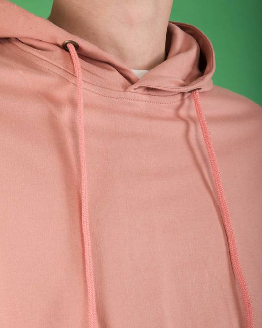 Shop Misty Pink Fleece Hoodies