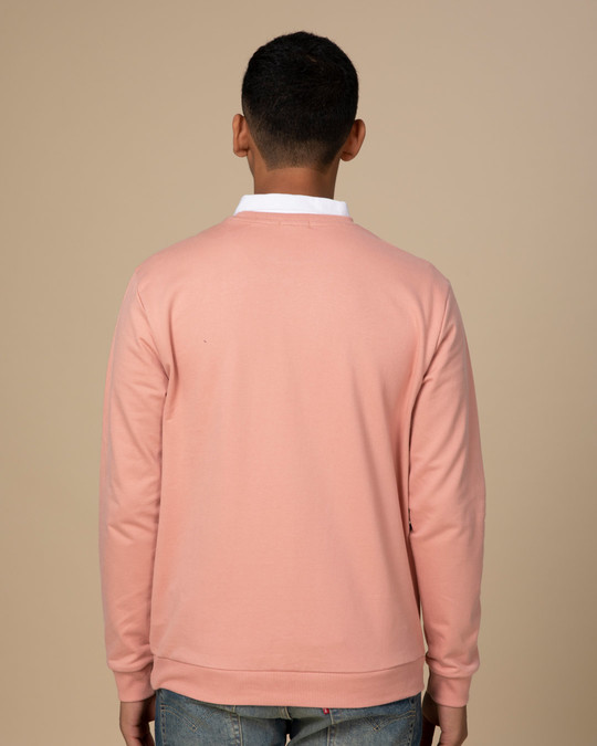 Shop Misty Pink Light Sweatshirt-Full