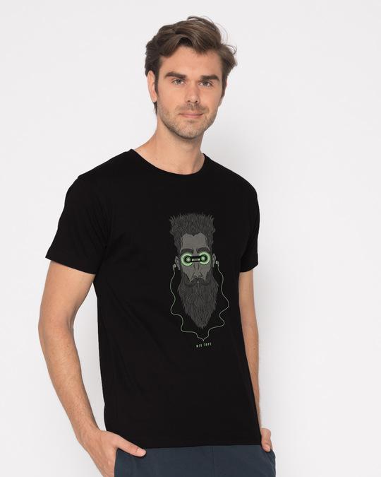 Shop Mix Tape Half Sleeve T-Shirt-Full