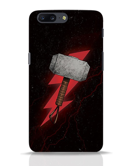 Shop Mjolnir OnePlus 5 Mobile Cover-Front