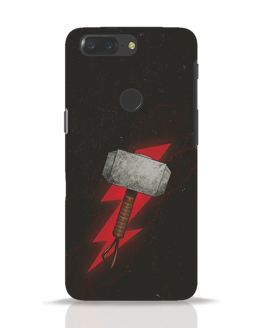 Shop Mjolnir OnePlus 5T Mobile Cover-Front
