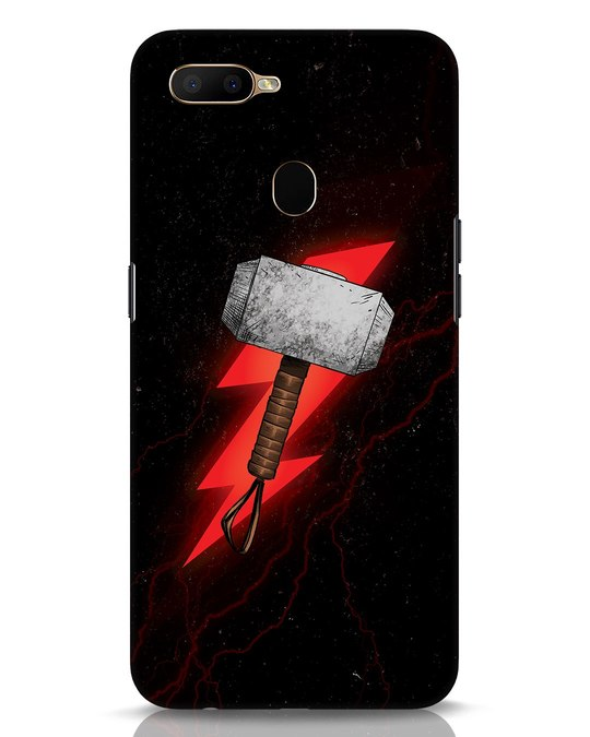 Shop Mjolnir Oppo A5s Mobile Cover-Front