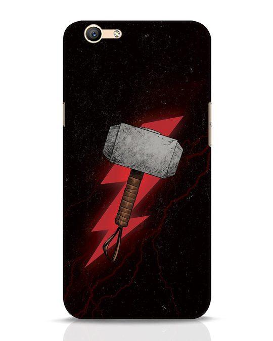 Shop Mjolnir Oppo F1s Mobile Cover-Front