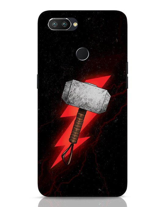 Shop Mjolnir Realme 2 Pro Mobile Cover-Front