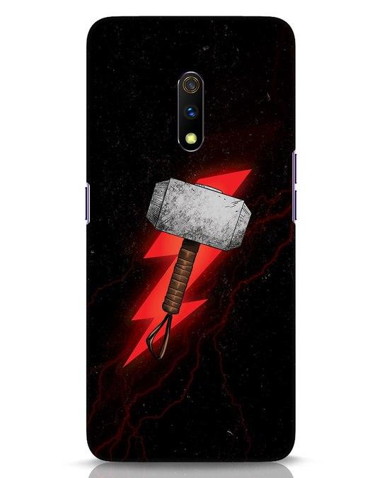 Shop Mjolnir Realme X Mobile Cover-Front