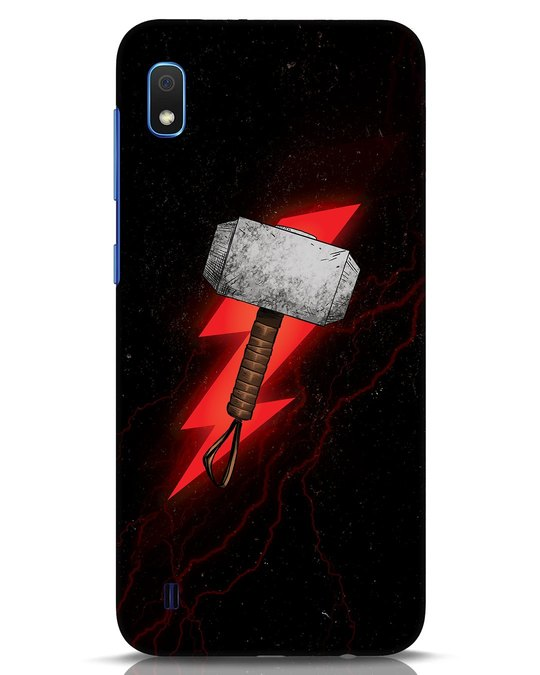 Shop Mjolnir Samsung Galaxy A10 Mobile Cover-Front