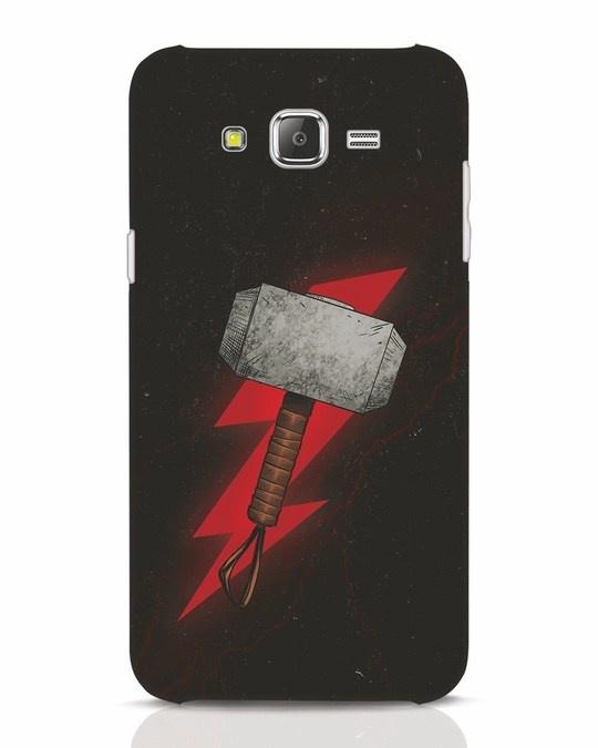Shop Mjolnir Samsung Galaxy J7 Mobile Cover-Front