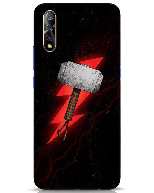 Shop Mjolnir Vivo S1 Mobile Cover-Front