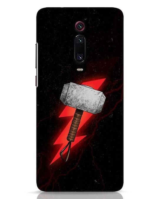 Shop Mjolnir Xiaomi Redmi K20 Mobile Cover-Front