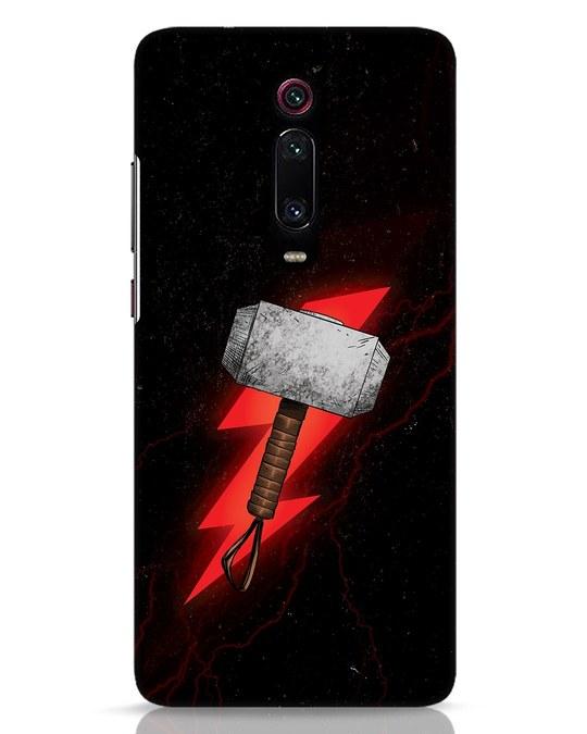 Shop Mjolnir Xiaomi Redmi K20 Pro Mobile Cover-Front