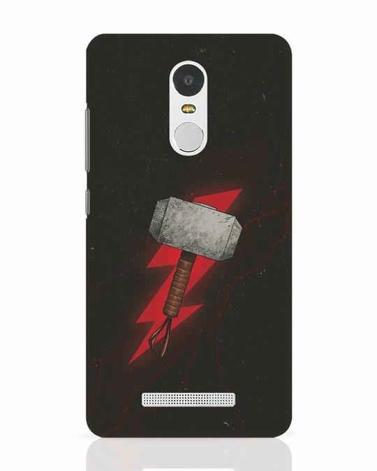Shop Mjolnir Xiaomi Redmi Note 3 Mobile Cover-Front