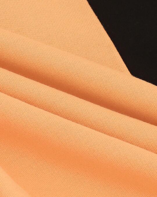Shop Orange Rush Side Panel Shorts