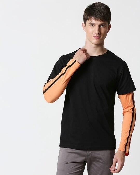 Shop Orange Rush Doctor Sleeves T-Shirt-Design