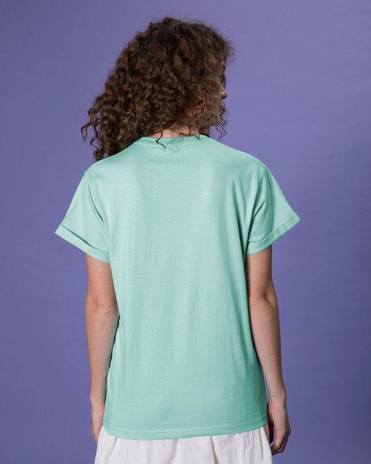 Shop Modern Naari Boyfriend T-Shirt-Back