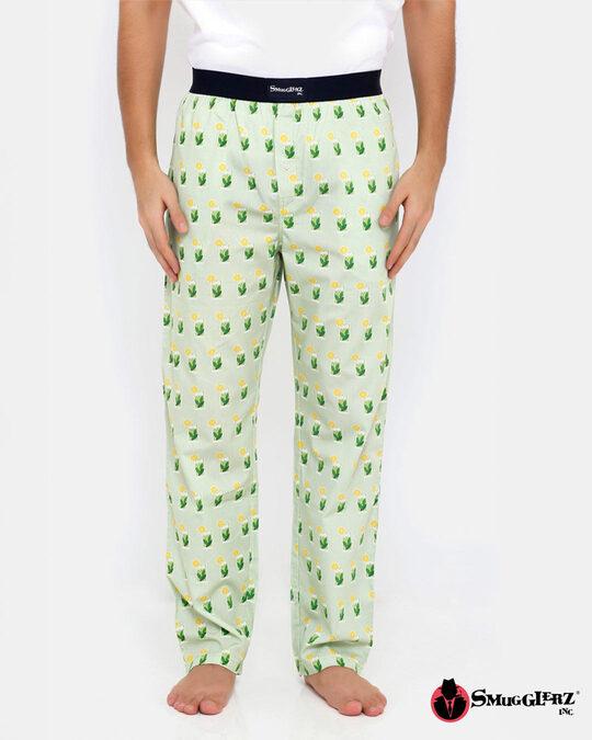 Shop Mojito Pyjamas Green-Front