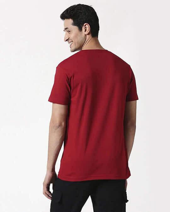 Shop Green Owl Half Sleeve T Shirt-Design