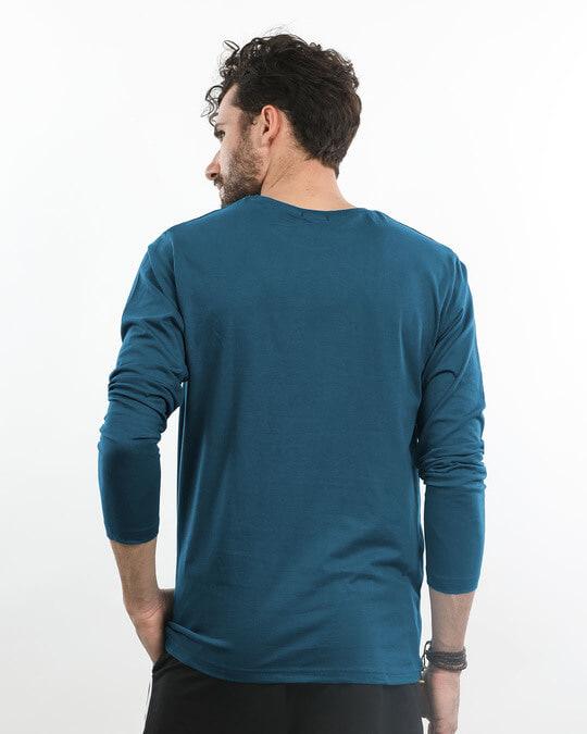 Shop Monday Blues Full Sleeve T-Shirt-Full