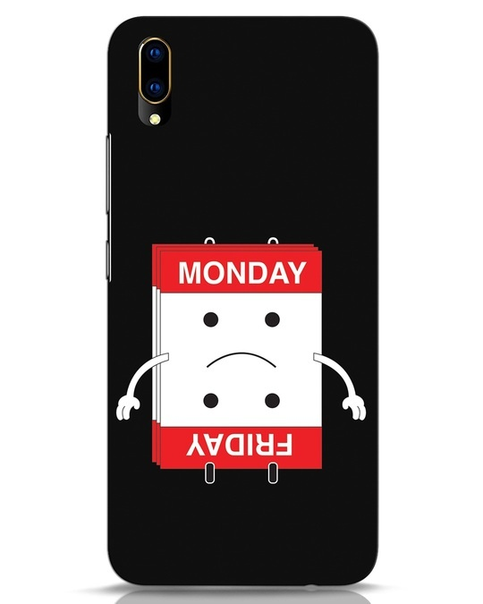 Shop Monday Friday Vivo V11 Pro Mobile Cover-Front