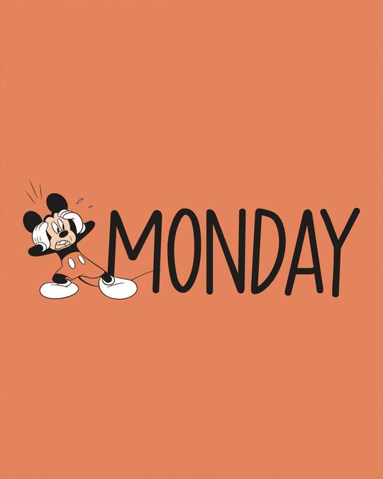 Shop Monday Mickey Sweatshirt (DL)-Full