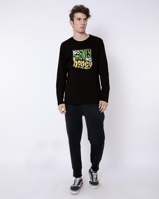 Shop Money Honey Full Sleeve T-Shirt