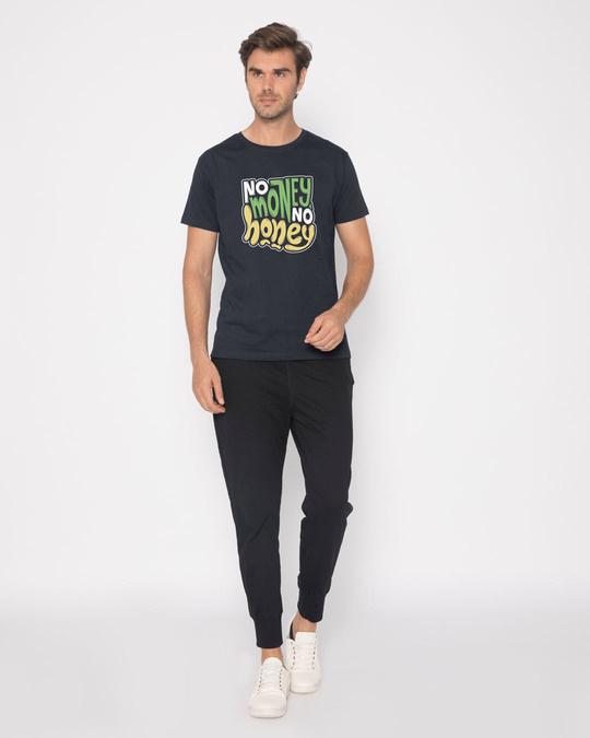Shop Money Honey Half Sleeve T-Shirt