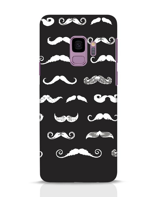 Shop Mooch Samsung Galaxy S9 Mobile Cover-Front