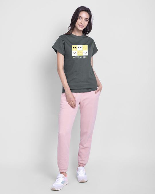 Shop Mood All Day Boyfriend T-Shirt-Full
