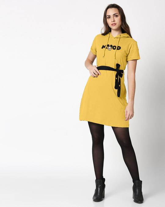 Shop Mood Mickey Hoodie Dress-Full