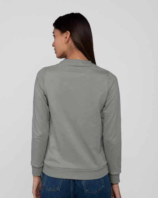 Shop Moody Fleece Sweater-Back