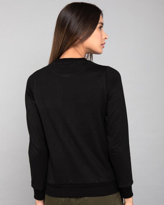 Shop More Self Love Fleece Light Sweatshirts-Back