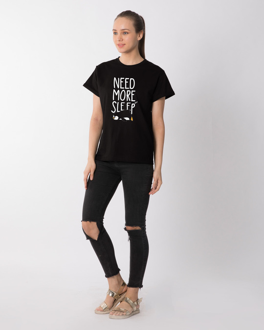 Shop More Sleep Boyfriend T-Shirt