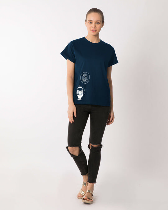 Shop More Space Boyfriend T-Shirt