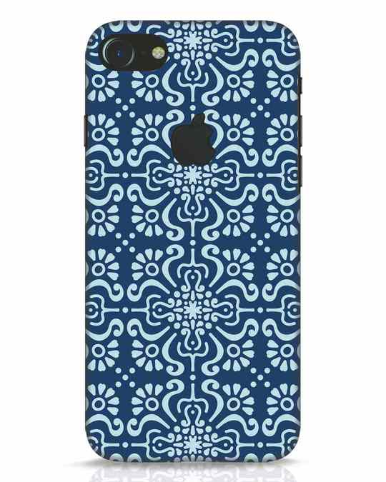 Shop Morocco iPhone 7 Logo Cut Mobile Cover-Front