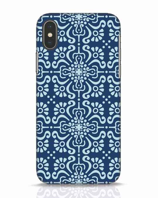 Shop Morocco iPhone X Mobile Cover-Front