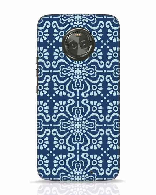 Shop Morocco Moto X4 Mobile Cover-Front