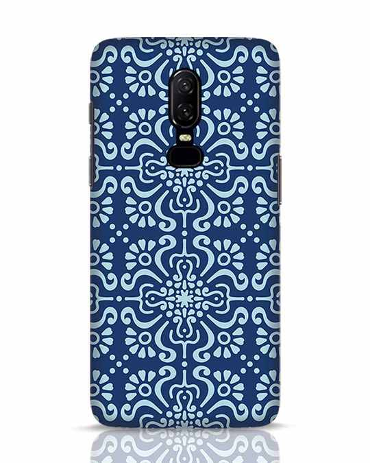 Shop Morocco OnePlus 6 Mobile Cover-Front