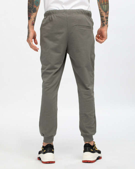 Shop Moss Green Casual Jogger Pant-Design