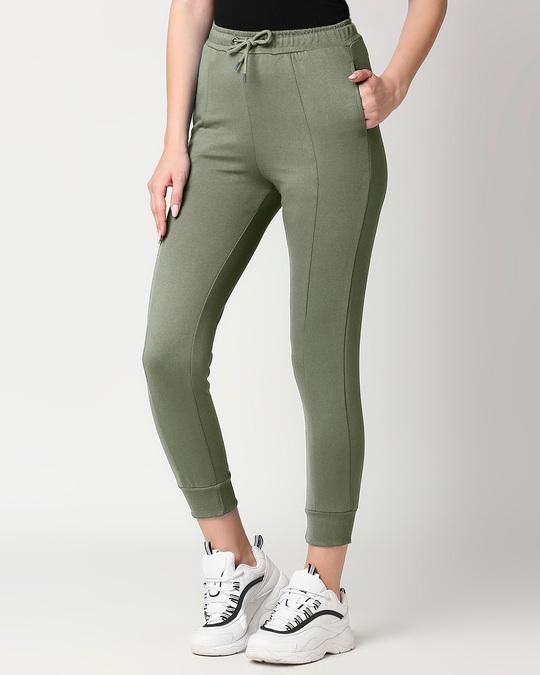 Shop Women's Cut and Sew Joggers-Design