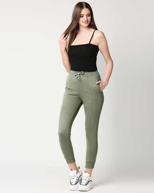 Shop Women's Cut and Sew Joggers