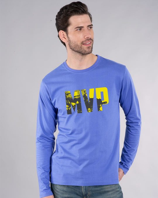 Shop Most Valuable Player Full Sleeve T-Shirt-Front
