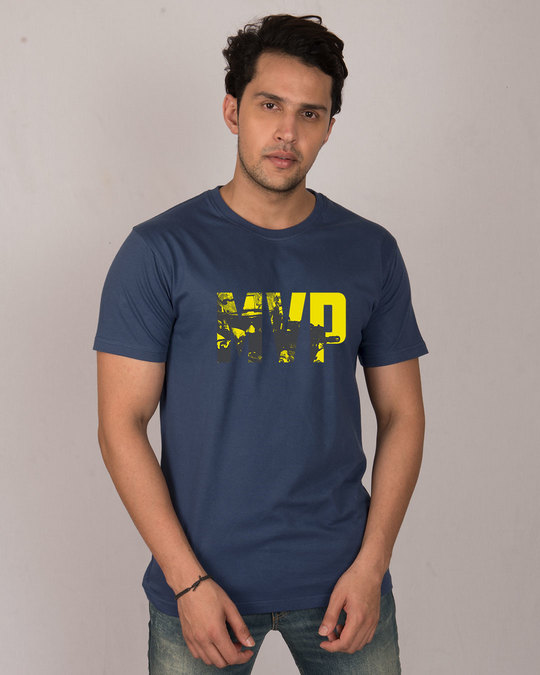 Shop Most Valuable Player Half Sleeve T-Shirt-Front