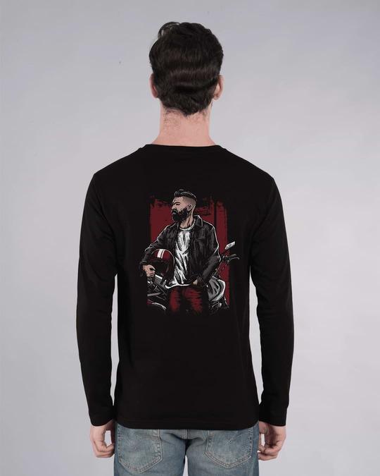 Shop Motorhead Outlaws Full Sleeve T-Shirt-Full