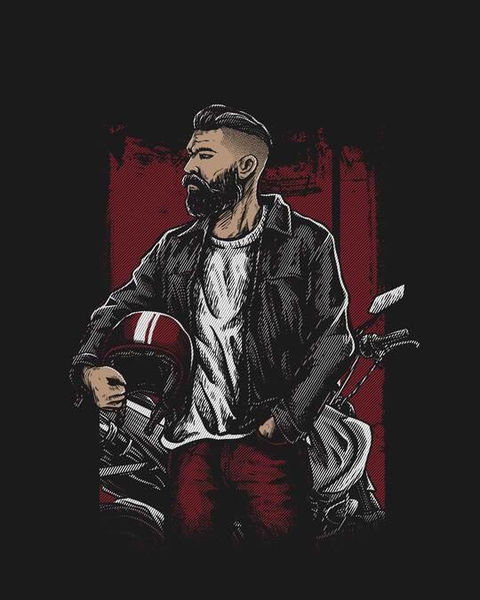 Shop Motorhead Outlaws Half Sleeve T-Shirt