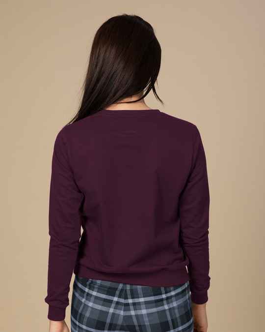Shop Mountain Calling  Sweatshirt-Back