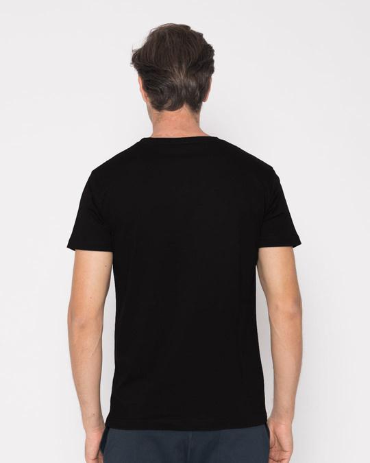 Shop Mountain Travels Half Sleeve T-Shirt
