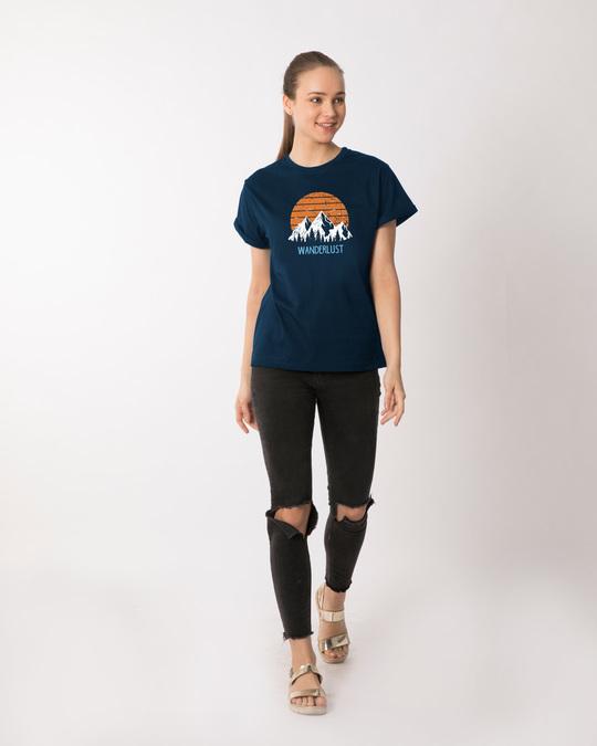 Shop Mountain Wanderlust Boyfriend T-Shirt