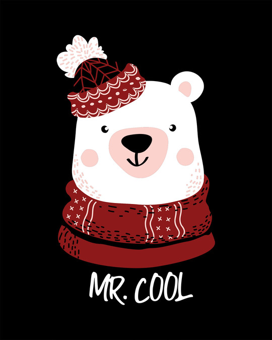 Shop Mr.cool Bear Boyfriend T-Shirt