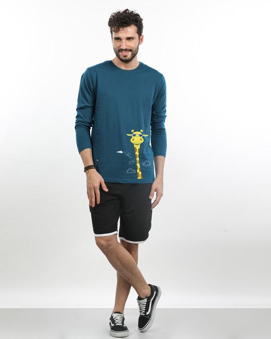 Shop Mr. Tall Full Sleeve T-Shirt